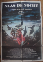 Nightwing (1979) - Horror | Argentinian Movie Poster